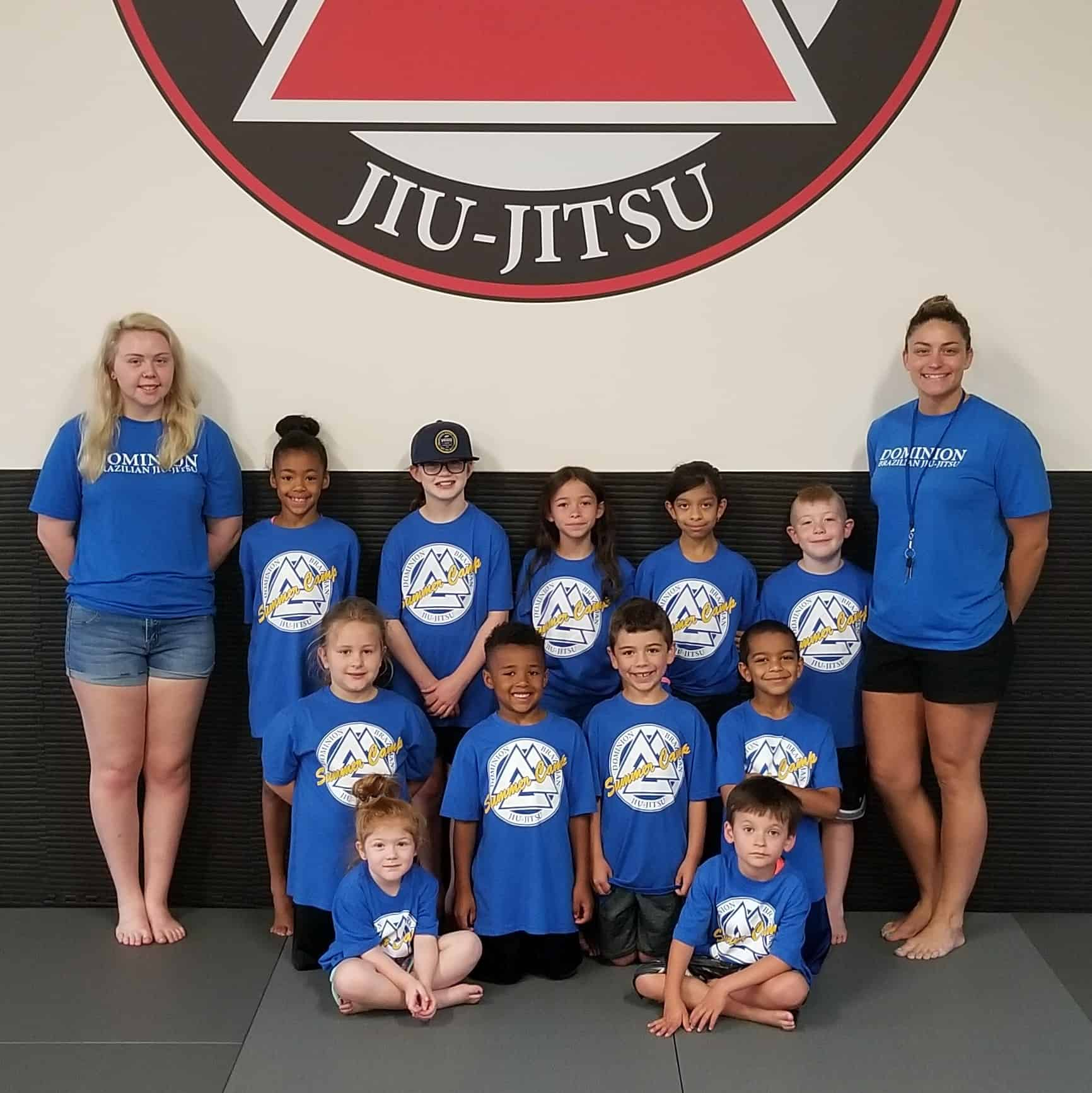 Dominion Kids Martial Arts Summer Camp